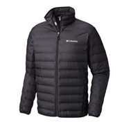 Columbia Mens Lake 22 Down Jacket Front